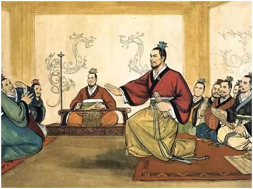 韩非子只说了三个字,竟成帝王之术,蕴含管理?#21344;?#31192;密