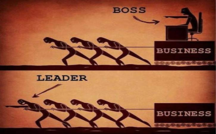 團隊成敗,取決于你的領導力