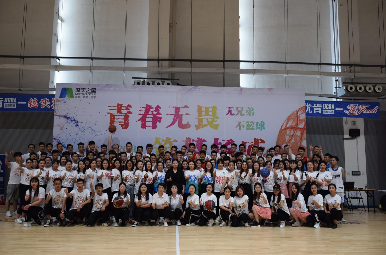 摩天之星:熱力四射夏季運動會,顯華北大區激昂精氣神