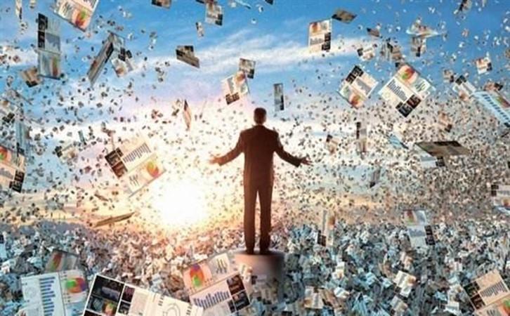 """在信息爆炸的時代,""""偷懶的人""""會更富有,更幸福"""