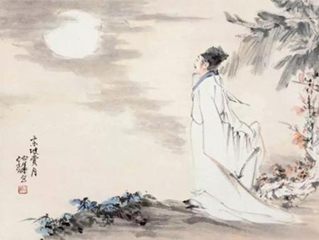 中秋节诗词名句鉴赏