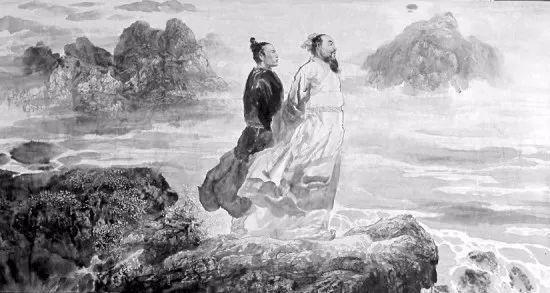 孔子去世后,一名弟子在他墓旁盖了几间房子,服丧6年!