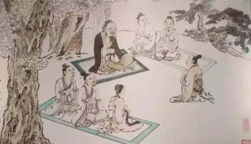 孔子提出为人处世应戒除的四种毛病