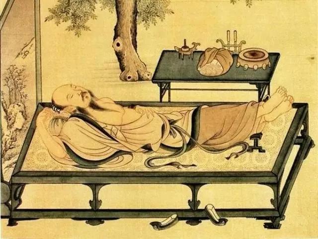 华佗教你睡觉,不管你是否熬夜,一定要看