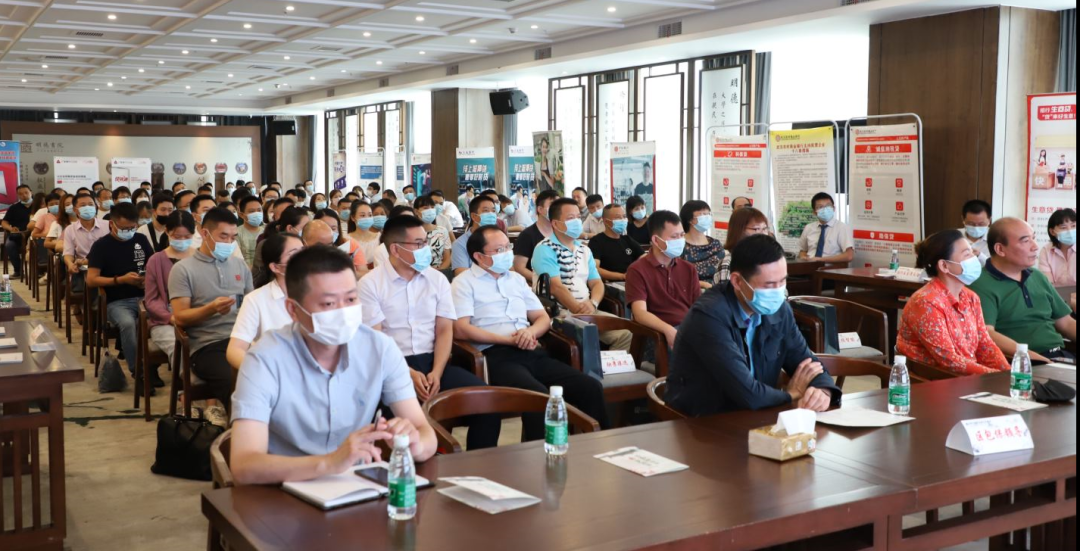 武汉汉阳区第八场政银企对接会在明德书院国学馆成功举行!