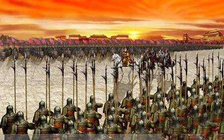 国庆70周年阅兵正当时,顺便来了解古人阅兵姿势