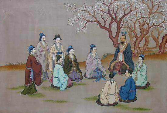 人民日报:100句儒家经典语录值得铭记