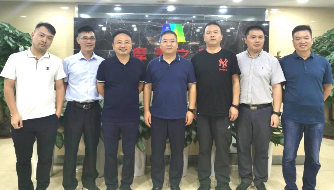 上市公司浙江中国小商品商城集团董事长参访明德书院,促进双方战略合作发展!