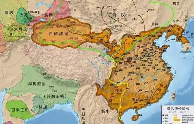 金庸:为什么历史上没有一个国家能成功吞并中国?