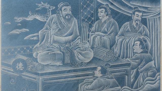 """孔子的中国式""""君子""""人格标准,来看看自己符合几条"""
