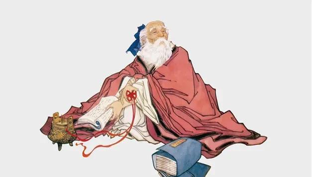 活得通透舒服的人,都读懂了《庄子》的四重人生智慧